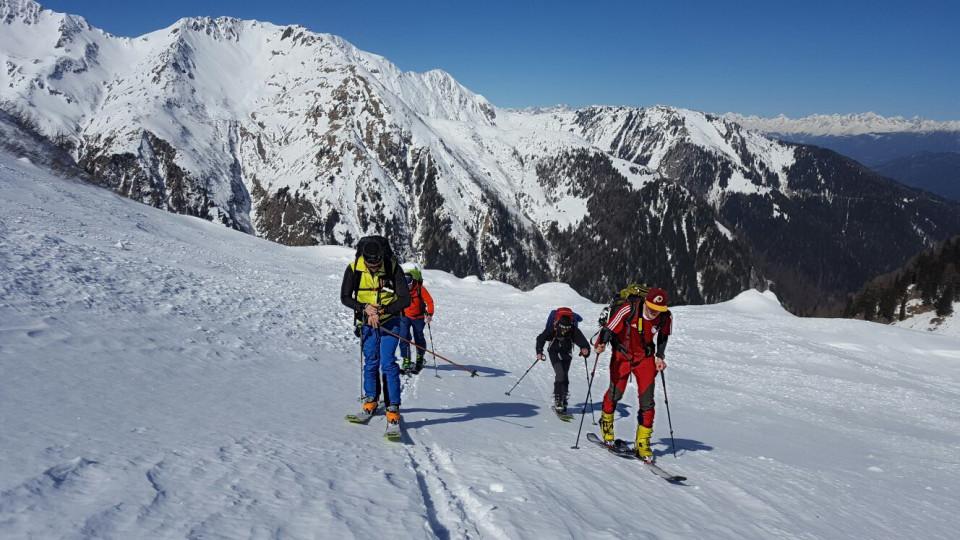 Drehort Team Alpin
